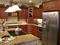 کابینت چوبی آشپزخانه کوچک