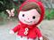 عروسک کوچولو شنل قرمزی