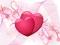 عکس دو قلب خوشگل عاشق