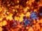 برگ درخت پاییزی