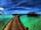 خانه ای در ساحل دریا