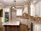 دکوراسیون آشپزخانه با کابینت سفید