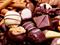 شکلات و آبنبات های کاکائوی