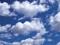 ابرهای سطحی در آسمان