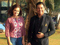 گلزار و دیا میرزا در سلام بمبئی