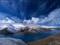 عکس منظره زیبا از کوهستان