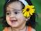 دختر بچه هندی بامزه
