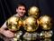 توپ های طلایی لیونل مسی