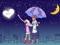 عکس عاشقانه کارتونی کودکانه