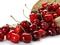 والپیپر میوه گیلاس