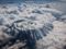 عکس هوایی کوه های کلیمانجارو