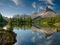 زیباترین منظره طبیعت دریاچه