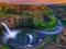آبشار پالوس واشنگتن امریکا