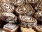 شیرینی رولت تر نارگیلی