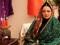 شیلا خداداد با لباس هندی
