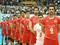 عکس تیم والیبال ایران