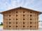 معماری و طراحی خانه با چوب