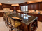 دکوراسیون آشپزخانه شیک چوبی