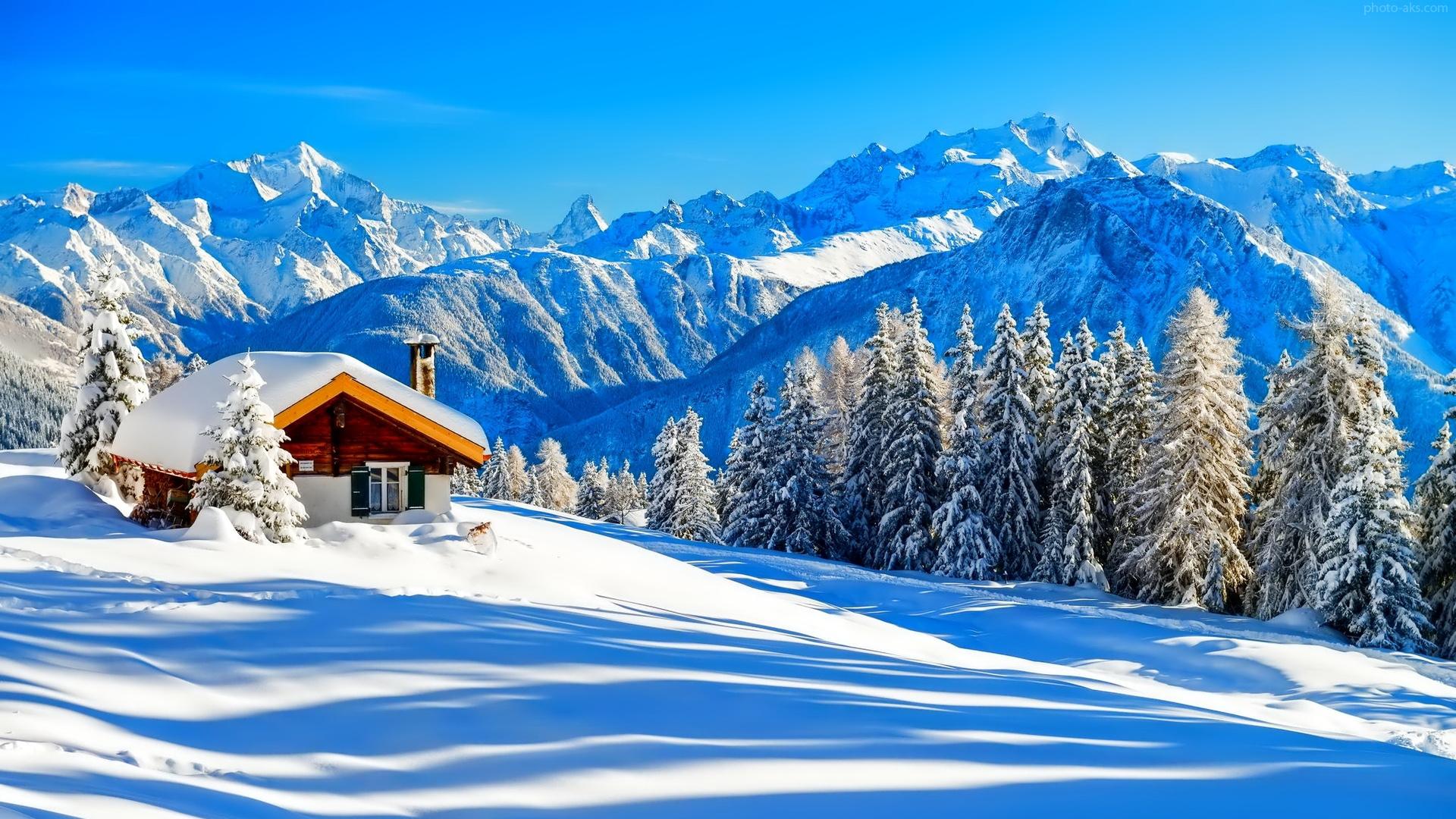 عکس های فصل زمستان