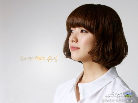 والپیپر دونگ یی با موهای کوتاه dong yi - han hyo joo