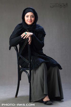 عکس پرتره نرگس محمدی narghes mohammadi