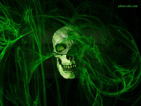 والپیپر ترسناک اسکلت Skeleton wallpaper