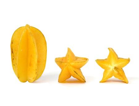 عکس میوه اختری کوکبی averrhoa carambola
