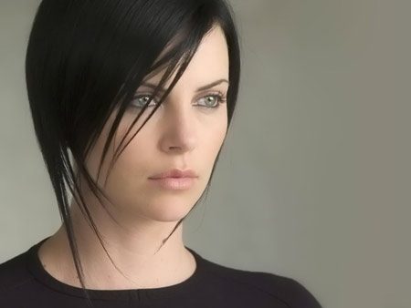 ایان فلاکس شارلیز ترون charlize theron aeon flux
