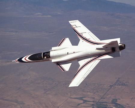 هواپیمای گرومن ایکس Grumman X 29