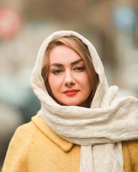 زیباترین بازیگران زن ایرانی 2017 hanieh tavassoli fajr35