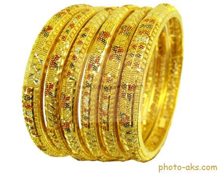 النگو های هندی طلا indian gold ring