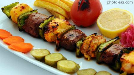 کباب بختیاری kabab bakhtiyari