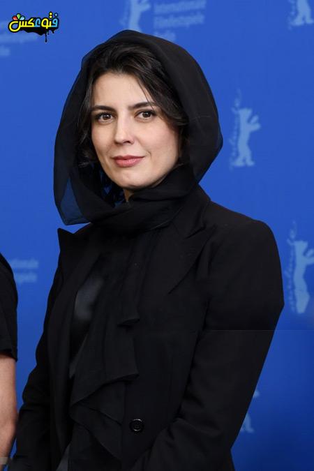 لیلا حاتم جشنواره فیلم برلین leila hataim berlin
