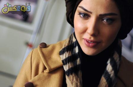 عکس لیلا اوتادی بدون آرایش leila otadi arayesh