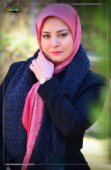 مهراوه شریفی نیا برنامه زنده رود mehraveh sharifinia