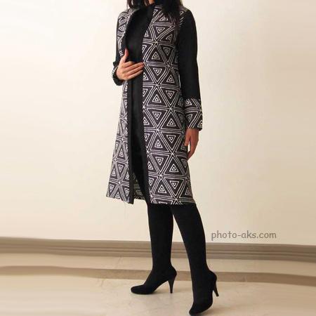 مدل مانتو کتی بلند model manto koti