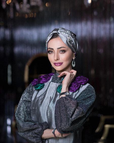 عکس مدلینگ نفیسه روشن modeling nafiseh roshan