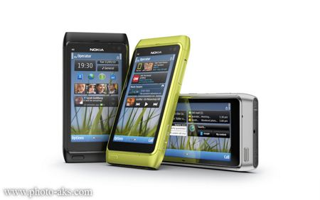 نوکیا ان 8 Nokia N8 photo aks