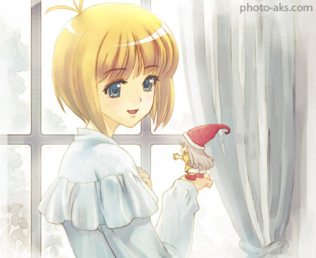 کارتون ممول و دختر مهربان tongari boushi no memole