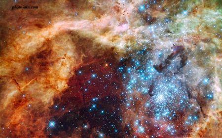 جهان و دنیای ناشناخته unknow universe