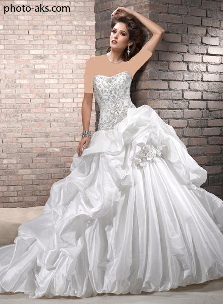 مدل لباس عروس ایرانی 2014 wedding dress