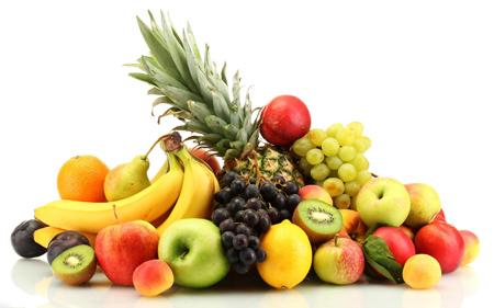 عکس دسته جمعی میوه fruits wallpaper 2017