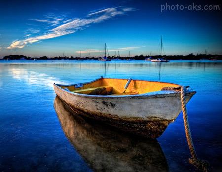 عکس قایق موتوری کنار ساحل ghayegh motori
