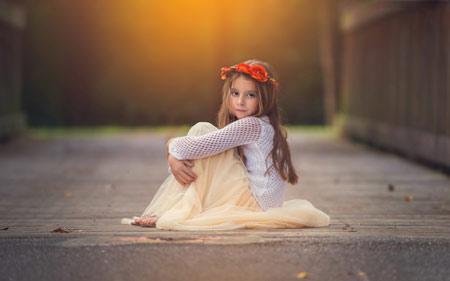 عکس دختر کوچلو فرشته angel girl love