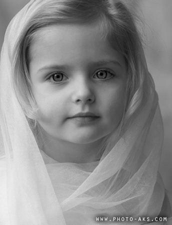 دختر کوچولوی فرشته angle girl baby