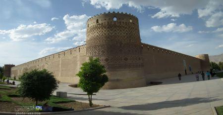 ارگ کریم خان زند شیراز arg karimkhan shiraz