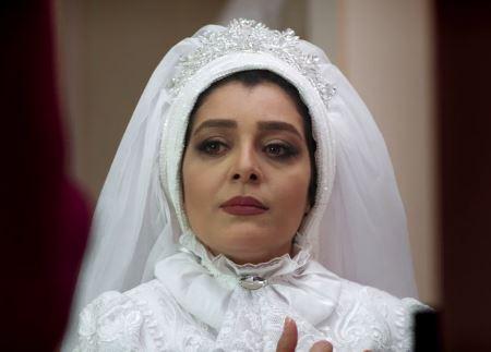 عکس عروسی ساره بیات aroosi sareh bayat