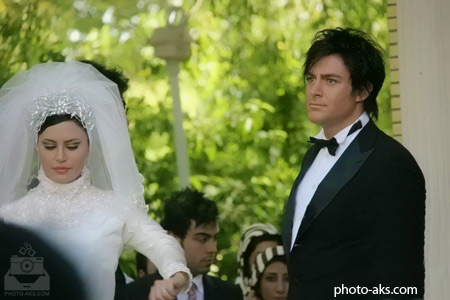 ازدواج گلزار و الناز شاکردوست arosi golzar ba shakerdost
