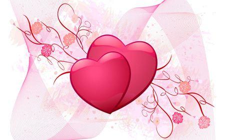 عکس دو قلب خوشگل عاشق ashegane love