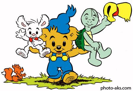 کارتون بامزی bamse cartoon